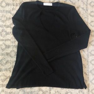 3 for $25 / PROJECT SOCIAL T cut out neck sweater